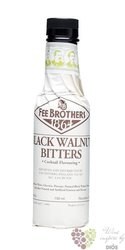 "Fee Brothers bitters "" Black walnut "" coctail flavouring 6.4% vol.  0.15 l"