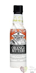 "Fee Brothers bitters "" Orange gin barrel aged "" coctail flavoring 4.5% vol.  0.15 l"