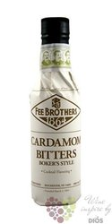 "Fee Brothers bitters "" Cardamom "" coctail flavoring 8.41% vol.  0.15 l"