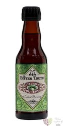 "Bitter Truth bitters "" Cucumber "" coctail flavoring 39% vol.  0.20 l"