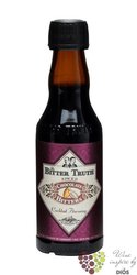 "Bitter Truth bitters "" Chocolate spiced "" coctail flavoring 44% vol.    0.20 l"