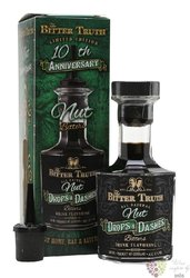 "Bitter Truth bitters Drop & dashes "" Nut "" coctail flavoring 42% vol.  0.10 l"