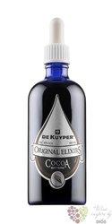 """de Kuyper """" Cocoa """" Dutch coctail flavouring 49% vol.   0.10 l"""