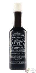 "Australian Company "" Aromatic Bitters ""  Australian bitters        45%0.25l"