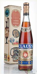 Clauss 7 Strars spirit gift box Greek brandy 40% vol.  0.70 l
