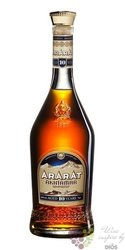 "Ararat "" Akhtamar "" aged 10 years Armenian brandy by Yerevan Brandy Company 40%vol.  0.25 l"