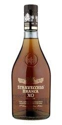 "Branca Stravecchio "" XO "" gift box Italian brandy Fratelli Branca 38% vol.  0.70"