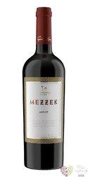 """Merlot """" Mezzek """" 2018 Thracian valley Katarzyna Estate  0.75 l"""