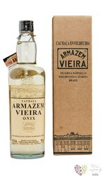 "Armazem Vieira "" Onix "" sugar cane Brasilian cachaca 40% vol.   0.70 l"