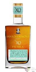 "Santos Dumont "" Xo - Palmira "" aged Brasilian rum 40% vol.  0.70 l"