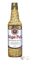 Nega Fulo original Brasilian cane brandy Cachaca 41.5% vol.    0.70 l