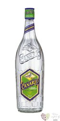 CanaRio double distiled pott stil Brazilian cachaca 40% vol.  1.00 l