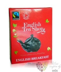 English Breakfast individual pyramid of black tea by English Tea Shop 1 ks