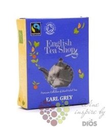 Earl Grey individual pyramid of black tea by English Tea Shop 1 ks