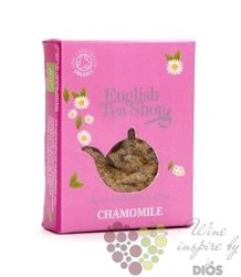 Heřmánek individual pyramid of herbal tea by English Tea Shop 1 ks