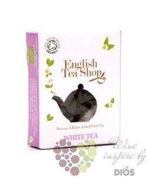 Bílý čaj individual pyramid of white tea by English Tea Shop 1 ks