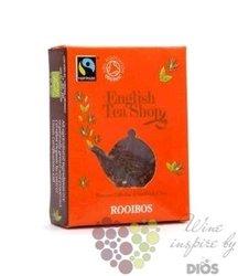 Rooibos čistý individual pyramid of herbal tea by English Tea Shop 1 ks