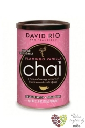 "Chai "" Flamingo Vanilla "" American tea latte by David Rio  337 g"