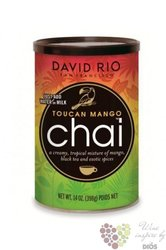 "Chai "" Toucan Mango "" American tea latte by David Rio  398 g"