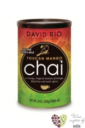 "Chai "" Toucan Mango "" American tea latte by David Rio  1816 g"