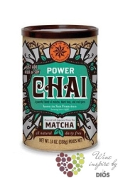 "Chai "" Power Matcha "" American tea latte by David Rio  398 g"