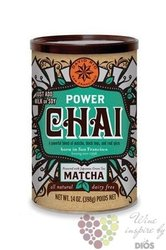 "Chai "" Power Matcha "" American tea latte by David Rio  1816 g"