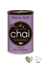 "Chai "" Orca Spice "" American sugarfree tea latte by David Rio  1520 g"