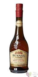 """Busnel """" Trois Lys """" Calvados do Pays d´Auge 40% vol.  0.70 l"""