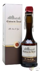 """Chateau du Breuil """" 12 ans d´Age """" Calvados Pays d´Auge 41% vol.   0.70 l"""