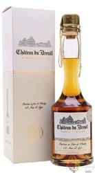 """Chateau du Breuil """" 14 ans d´Age """" Calvados Pays d´Auge 41% vol.  0.70 l"""