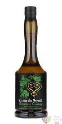 """Chateau du Breuil """" Coeur du Breuil """" liqueur au Calvados Pays d´Auge 24% vol. 0.70 l"""