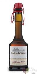 """Chateau du Breuil 2002 """" Milléssime """" Calvados Pays d´Auge 40% vol.  0.70 l"""
