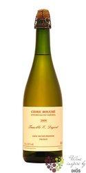 "Traditionnal Cider "" Bouché "" by domaine Dupont 5% vol.    0.75 l"
