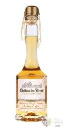 """Chateau du Breuil """" Sauternes cask """" aged 8 years Calvados Pays d´Auge 43% vol.  0.70 l"""