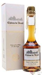 """Chateau du Breuil """" Coteaux du Layon cask """" Calvados Pays d´Auge 43% vol.  0.70 l"""