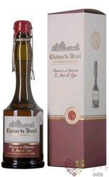 """Chateau du Breuil """" Reserve du Chateau """" aged 8 years gB Calvados Pays d´Auge 40% vol.  0.70 l"""