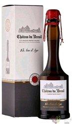 """Chateau du Breuil """" 15 ans d´Age """" Calvados Pays d´Auge 41% vol.  2.00 l"""