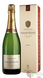 "Laurent Perrier blanc "" cuvée 55 "" brut gift box Champagne Aoc  0.75 l"