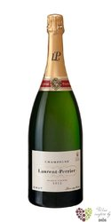 """Laurent Perrier blanc """" cuvée 55 """" brut Champagne Aoc magnum  1.50 l"""