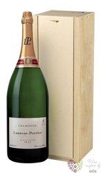 """Laurent Perrier blanc """" cuvée 55 """" brut Champagne Aoc mathusalem   6.00 l"""