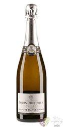 Louis Roederer blanc 2009 gift box Blanc de Blancs Champagne Aoc    0.75 l