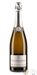 Louis Roederer blanc 2009 brut Blanc de Blancs Champagne Aoc    0.75 l