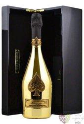 """Armand de Brignac blanc """" Gold """" brut Champagne Aoc    0.75 l"""
