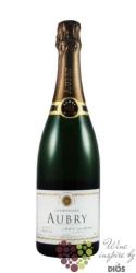 Aubry blanc Brut Champagne Aoc    0.75 l
