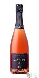Philippe Gamet rosé brut Champagne Aoc   0.75 l