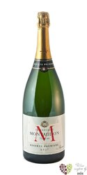 "Montaudon blanc "" Reserve premiere "" Brut in gift box Champagne Aoc magnum bottle     1.50 l"