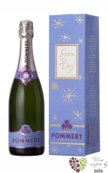"Pommery blanc "" Falltime "" Extra dry Blanc de Blancs Champagne AOC    0.75 l"
