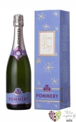 "Pommery blanc "" Falltime "" Extra dry Blanc de Blancs Champagne AOC    0.75 l"