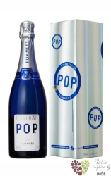 "Pommery blanc "" Pop "" Brut gift box Champagne AOC    0.75 l"