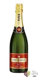Piper Heidsieck blanc brut Champagne Aoc   0.375 l